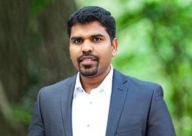 Dr J Antony Prince, founder and CEO of Memsift Innovations.