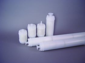 Porvair's new Microcap capsule filters are suitable for the water and chemical process industries and for pharmaceutical manufacturing.