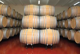 Filtration processes are required in the production of wine.
