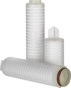 SupaPore H0P filters are available in  a range of cartridge formats, including screw thread junior filters.