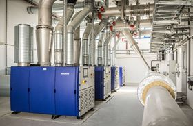 Sulzer's HST turbocompressors reduced total power consumption by 400 kW.