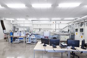 The carbon was tested at Camfil's advanced research lab in he Tech Centre in Trosa, Sweden.