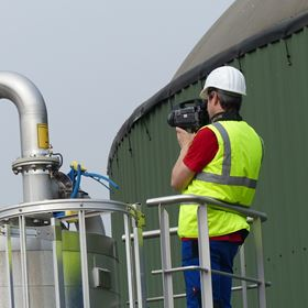 AD plants have inherent weak spots, which make them susceptible to biogas leakage.