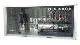 The DM1000 polishing filter is designed for removing and recovering organic compounds and solids in small stream feeds in battery chemicals processes.