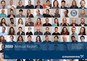 Grundfos has published its 2020 Annual and Sustainability reports.