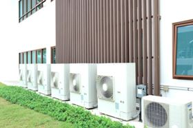 Figure 12: Balanced ventilation systems are increasingly used in dwellings.