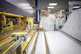 Amazon Filters' £0.75 million investment has boosted production in Camberley, Surrey, UK.