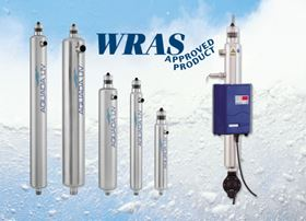 The Aquada UV system offers the latest environmentally friendly water disinfection technology.