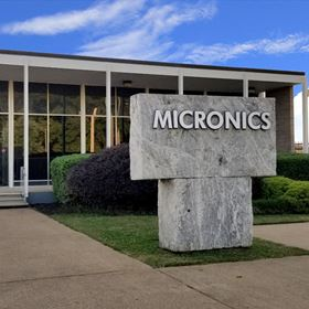 The new Micronics filtration media facility in Chattanooga.