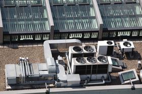 HVAC equipment is necessary in a great many commercial and institutional buildings.