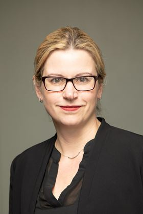 Bettina Blottko, the new head of Lanxess's Liquid Purification Technologies business unit.