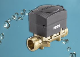 New ultrasonic flow tramsmitter is designed for use with contaminated water flows.