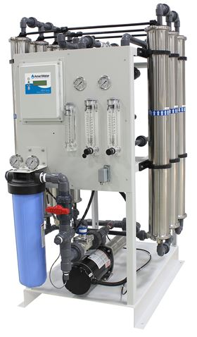AmeriWater's PRO4 Deluxe System.