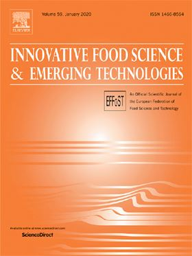 Innovative Food Science & Emerging Technologies