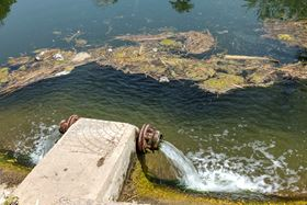 The three companies first want to focus on the removal of micro-pollutants from municipal and industrial wastewater streams. (Image: A Lesik/Shutterstock)