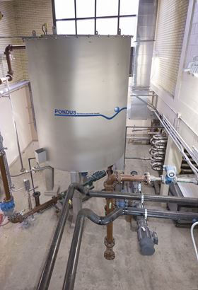 PONDUS TCHP helps to increase the sustainability of anaerobic digestion and enhance the thermal hydrolysis process.