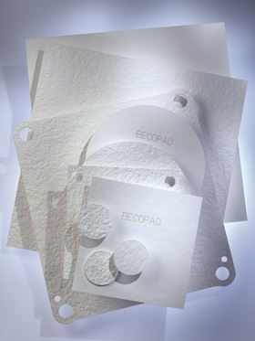 BECOPAD depth filter sheets are made of high-purity cellulose fibres and do not rely on mineral components such as diatomaceous earth.