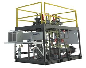 The Gas Filtration Test Skid is a new development that can assess contamination levels and process flows while a gas plant is in operation.