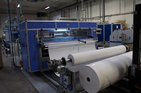 JP Air Tech invests in blade pleating.