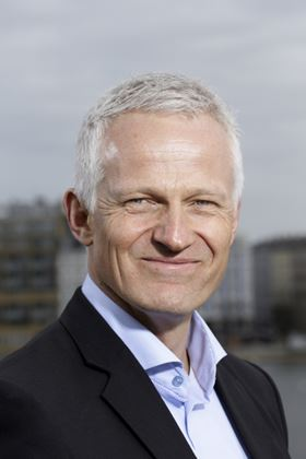 Mads Nipper, Grundfos's new CEO and president.