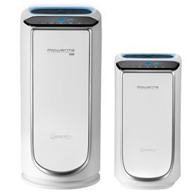 The Intense Pure Air is an air purifier that is claimed to filter 99.97% of pollutants and permanently capture and destroy formaldehyde.