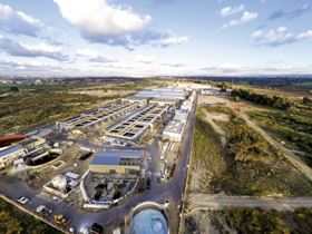 2. The world's largest and most advanced SWRO desalination plant.