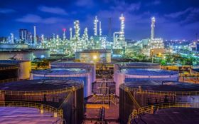 The crude oil stabilisers can help refineries process incompatible crude oil blends.