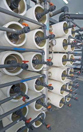 Reverse osmosis membranes are likely to be larger and more efficient but with a reduced market share.