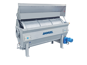 With its modular concept, the ANDRITZ Aqua-Screen fine screen can be integrated into all existing screening categories.