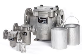 The Simplex 72X strainers provide full bypass-free filtration which protects process equipment in applications including chemical, petrochemical and water pipelines.