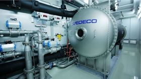 Manufactured and tested in Germany, at Xylem's Herford facility, the Wedeco ozone system is tailored to meet the highest industry standards at low operating costs.