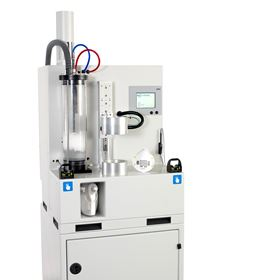 The 100X automated filter tester now has full EN 13274-7:2019 compliance.