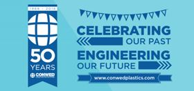 Conwed celebrates 50 years of netting innovation
