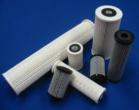 All components in NanoCeram-DP filters are FDA-compliant and appropriate for food contact.