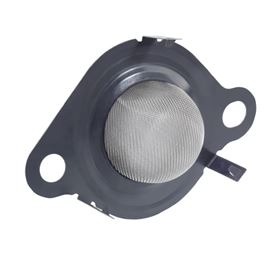 An AGR-filter for the automotive industry with volumetric mesh by GKD Solid Weave.