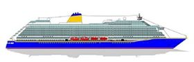 The new vessel to be built for Saga Cruises will be equipped with a new total waste management system from Wärtsilä.