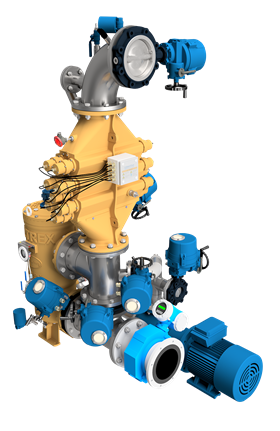 DESMI Ocean Guard's tailor-made solution enables the CompactClean system to be configured with any combination of its approved filters and UV units.