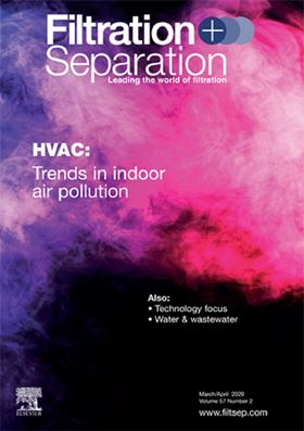 March/April 2020 issue of Filtration+Separation