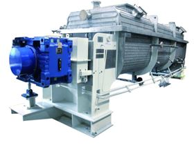 Andritz Separation is supplying a paddle dryer to Kore Infrastructure, USA. Photo: Andritz.