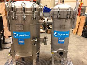 Triple Clear's filtration system uses no chemicals, no power and 99% less water than RO systems.