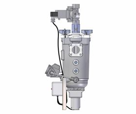 The Boll 6.04 nozzle filtration system is designed to prevent blockages in wastewater wash systems.