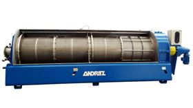 The new Andritz C-press complies with all European Union regulations on such issues as safety, hygiene, and environmental protection.