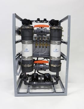 The Spiral Water Automatic Self Cleaning Filter is suited to applications in industrial wastewater, oil and gas, and pretreatment for desalination.