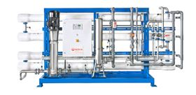 SIRION™ Mega systems extended range offers higher flow rates.