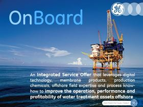 GE's integrated package pulls off-shore data OnBoard.