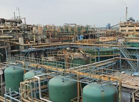A chemical plant in India is benefiting from the new Lewatit MDS TP 208 as ion exchange resin from LANXESS.