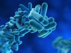 The new biophotonic light sensor can detect Legionella bacteria in less than an hour. Image courtesy of Sebastian Kaulitzki/Shutterstock.com.