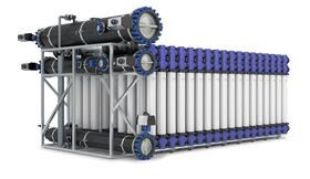 The Pentair X-Flow XF75 Membrane Element in the Pentair X-Flow X-line solution.