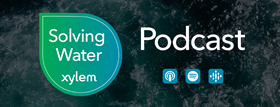 The second series of Xylem's Solving Water podcast is entitled Through the Water Cycle.