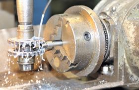 Machine tools require a significant use of filtration.